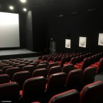 MAG speakers is in the first Canal Olympia cinema and performance hall of African continent in Cameroon