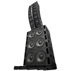TOWER SCREEN SYSTEM - Cinema screen speaker