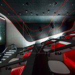 New cinema complex in Kiev