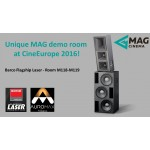 Meet MAG Cinema at CineEurope 2016
