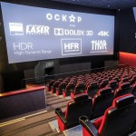 OSCAR cinema (Kyiv, Ukraine) - The first HDR laser projector installation in Eastern Europe