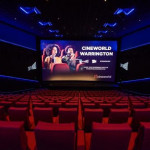 MAG Cinema Speakers in Cineworld Cinemas Warrington